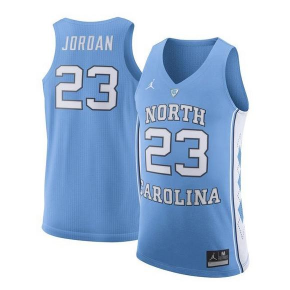 0e49dc71062 Jordan Men's North Carolina Tar Heels Authentic Michael Jordan #23 Jersey -  Main Container Image
