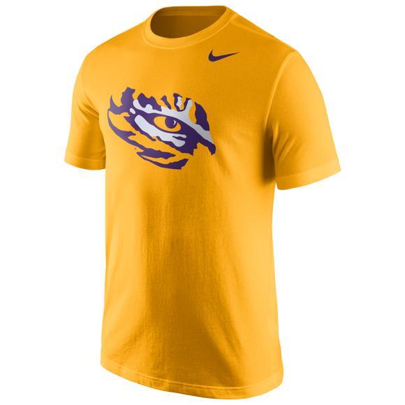 super popular 1b1ce b3f75 LSU Tigers Nike Logo T-Shirt - Hibbett   City Gear