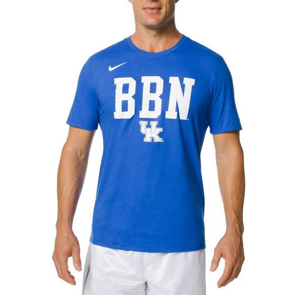 timeless design c30c4 0ad33 Nike Men's Kentucky Wildcats Basketball Mantra T-Shirt ...
