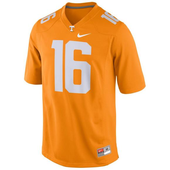 super popular 2ccd3 e436c Nike Men's Tennessee Volunteers Peyton Manning #16 Alumni Game Jersey