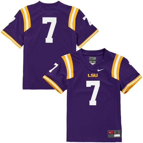 84d1a44c2 NFL boys football player jersey