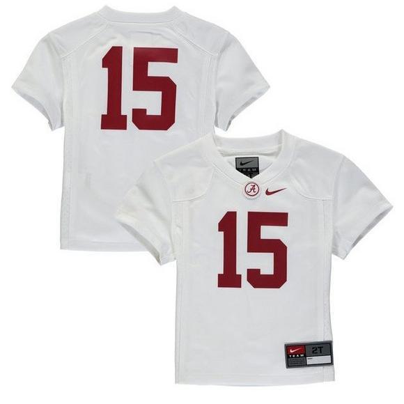 alabama youth football jersey