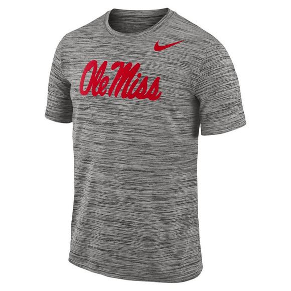 57848c3c4 Nike Men's Ole Miss Rebels Dri-Fit Travel T-Shirt - Main Container Image