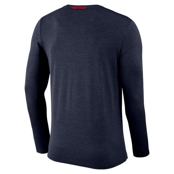 77451a9fc Nike Men's Ole Miss Dri-Fit Touch Long Sleeve T-Shirt - Main Container