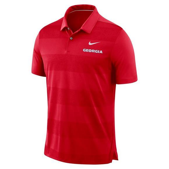 new products 5b363 3e90a Nike Men's Georgia Bulldogs Early Season Polo Shirt