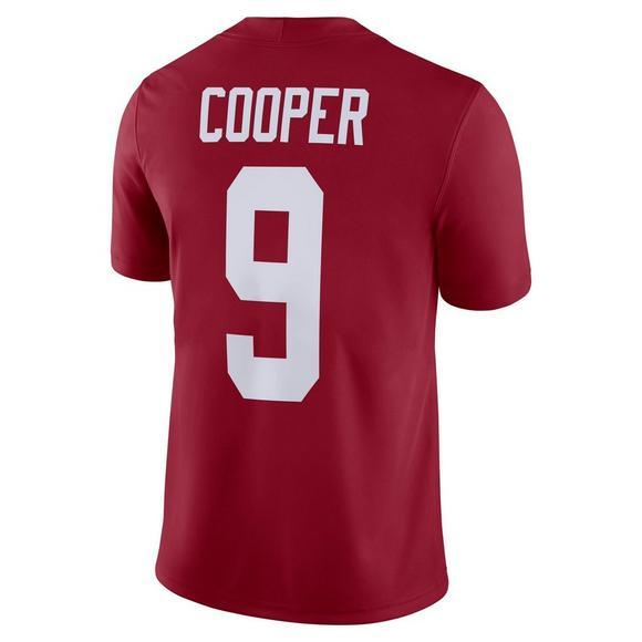 Nike Men s Alabama Crimson Tide Amari Cooper  9 Jersey - Main Container  Image 2 26118355c