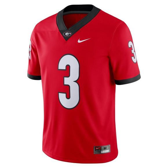 premium selection 10aa1 6634f Nike Men's Georgia Bulldogs Todd Gurley #3 Jersey - Hibbett ...