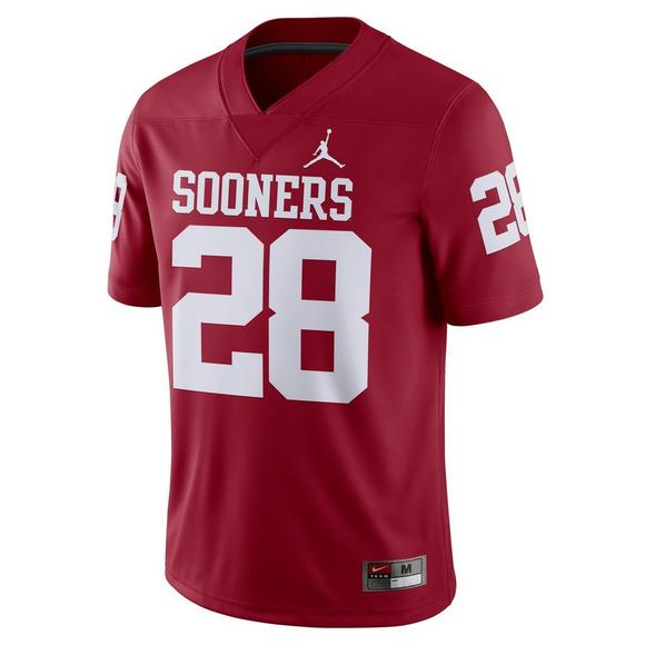 buy popular aba43 2d309 Nike Men's Adrian Peterson Oklahoma Sooners No.28 Jersey ...