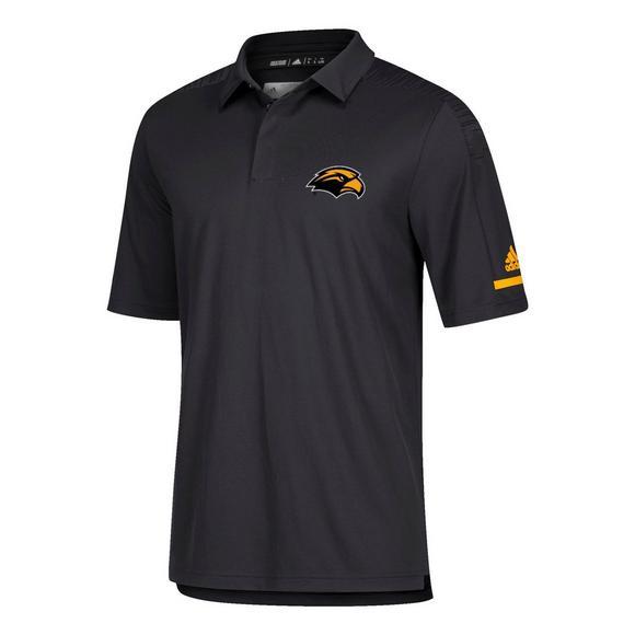 the latest f0287 ba7ec adidas Men's Southern Miss Golden Eagles Coaches Polo Shirt