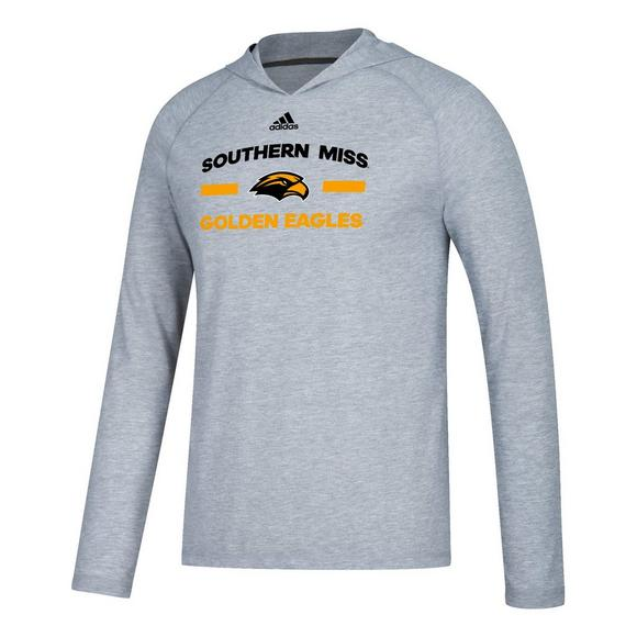 online store 51074 623ce adidas Men's Southern Miss Golden Eagles Ultimate Long ...