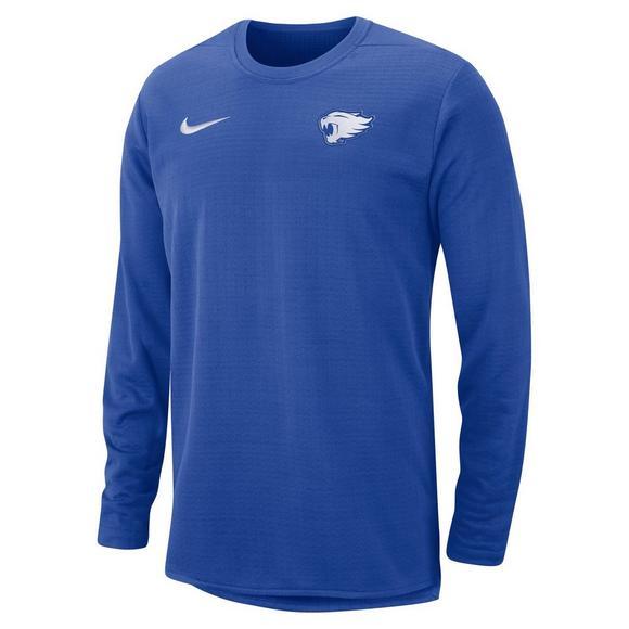 36267b34 Nike Men's Kentucky Wildcats Modern Crew Long-Sleeve T-Shirt - Main  Container Image