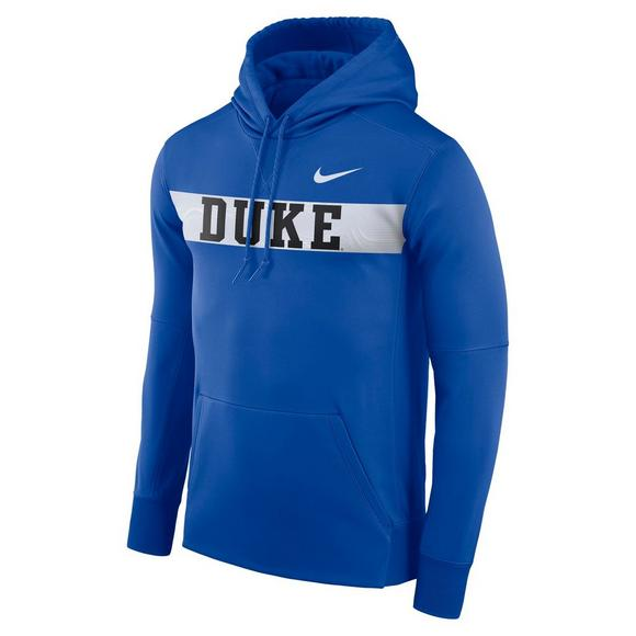 quality design aed75 621e8 Nike Men s Duke Blue Devils Therma Hoodie Fleece - Main Container Image 1