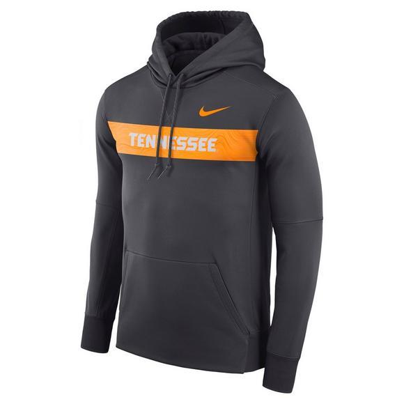 862b94cf712533 Nike Men s Tennessee Volunteers Therma Hoodie Fleece - Main Container Image  1