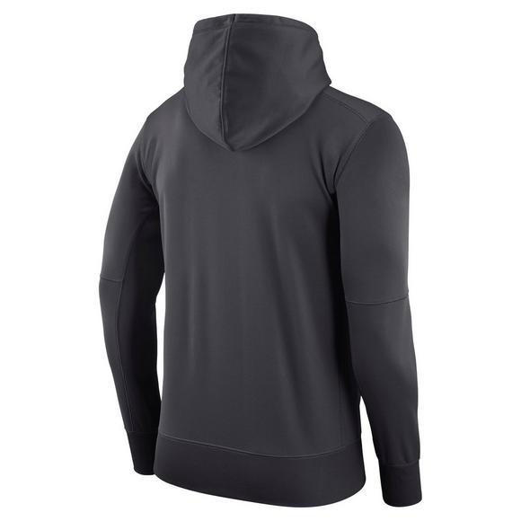c59685bce0520 Nike Men s Texas Longhorns Therma-Fit Fleece Hoodie - Main Container Image 2