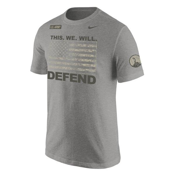 98994d49cae Display product reviews for Nike Men s United States Army Defend Short  Sleeve T-Shirt