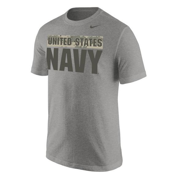 458782a9 Nike Men's United States Navy Self Over Country Short Sleeve T-Shirt - Main  Container