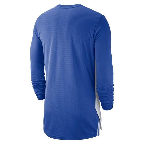 25492cf17 Nike Men's Kentucky Wildcats Basketball Shooter Shirt - Main Container  Image 2
