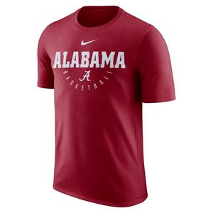 63d796c77b6 Nike Men s Alabama Crimson Tide Key Basketball T-Shirt