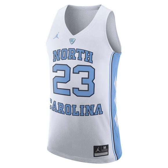 half off d65a6 0cbf7 Jordan Men's Michael Jordan North Carolina Tar Heels Game Jersey