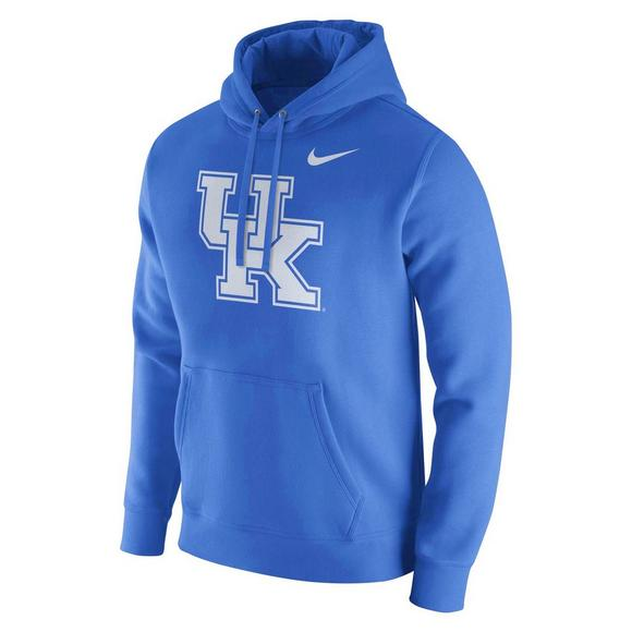 the latest bfbe4 3df93 Nike Men s Kentucky Wildcats Club Pullover Hoodie - Main Container Image 1