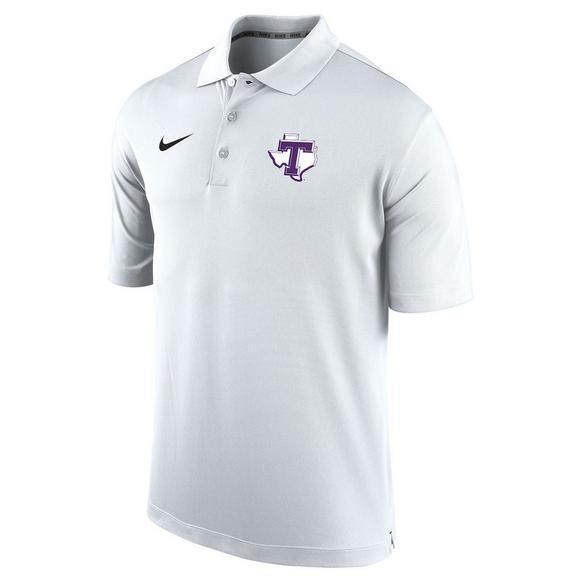 d6e577f8 Nike Men's Tarleton State Texans Varsity Polo Shirt - Hibbett US