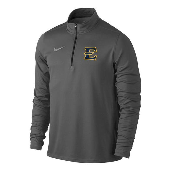 promo code 0f205 aa55e Nike Men's East Tennessee State Buccaneers Element Quart-Zip ...
