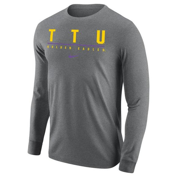 big sale b14ab 0a3ad Nike Men's Tennessee State Tigers Wordmark Long Sleeve T ...