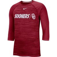 Oklahoma Sooners T-Shirt Men/'s Training 2 Champion NCAA Crimson