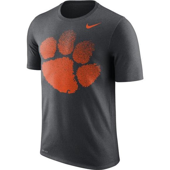 huge discount ac281 0fe31 Nike Men's Clemson Tigers Dri-FIT Legend Fade T-Shirt