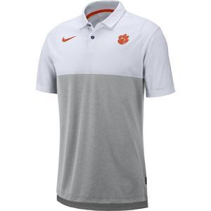 da1327842664 Nike Men's Clemson Tigers Dri-Fit Color Block ...