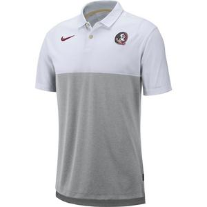 ddfb7ba1 Sale Price$24.00. No rating value: (0). Nike Men's Florida State Seminoles  Dry Color Block Polo
