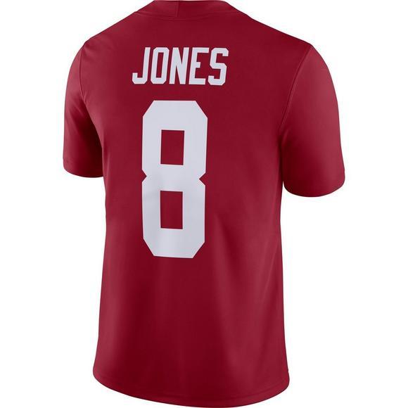 huge discount 8a630 fa26b Nike Men's Alabama Crimson Tide Julio Jones Game Jersey