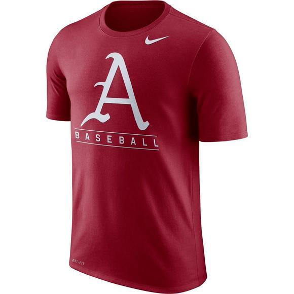 uk availability 3dd08 15dde Nike Men's Arkansas Razorbacks Baseball T-Shirt