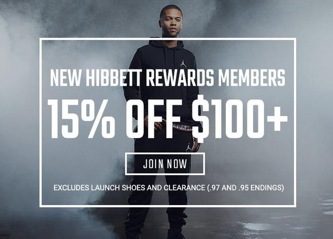 Sign Up For Hibbett Rewards