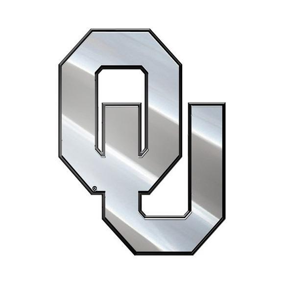 Pro Mark Oklahoma Sooners Metal Emblem Hibbett Us