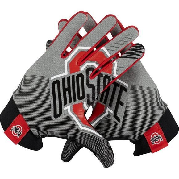 Nike Ohio State Buckeyes Stadium 2 0 Gloves Hibbett Us