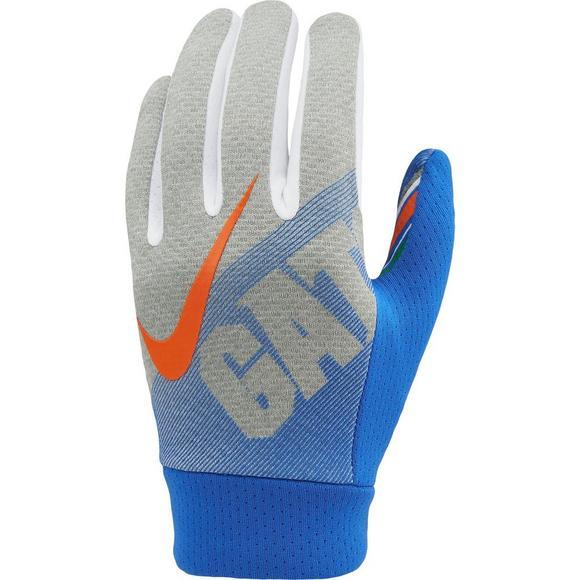 buy popular 5684a 340d9 Nike Florida Gators Stadium Football Glove - Main Container Image 1