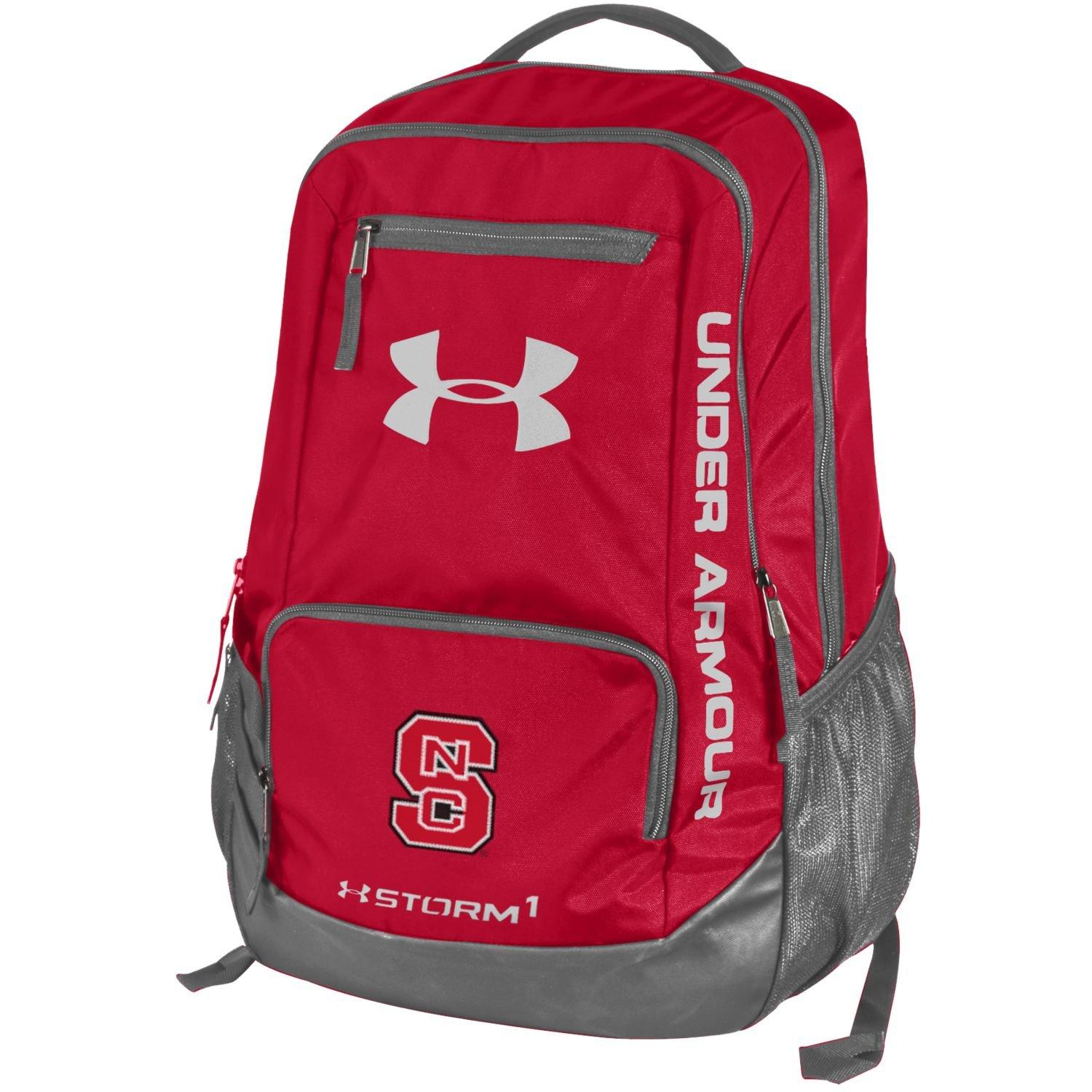 Under Armour Hustle II NC State Backpack