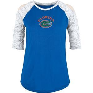 ac13cf542 Standard Price$45.00 Sale Price$14.97. No rating value: (0). Pressbox  Women's Florida Gators Frosh Cold Shoulder ...