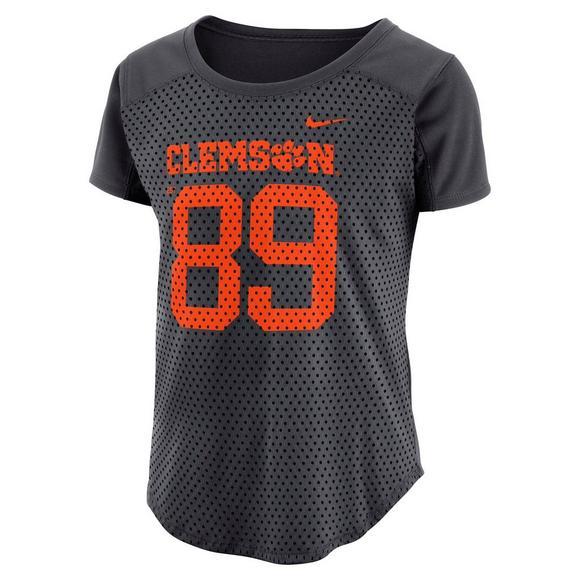 clemson t shirt jersey