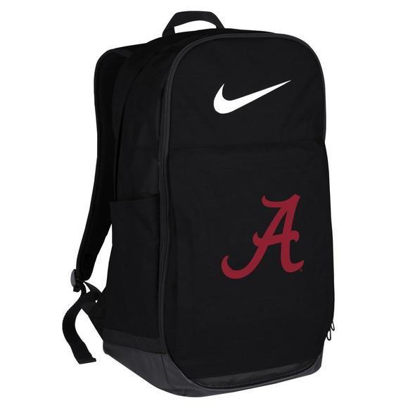 82998079af7 Nike Alabama Crimson Tide Brasilia Backpack - Main Container Image 1