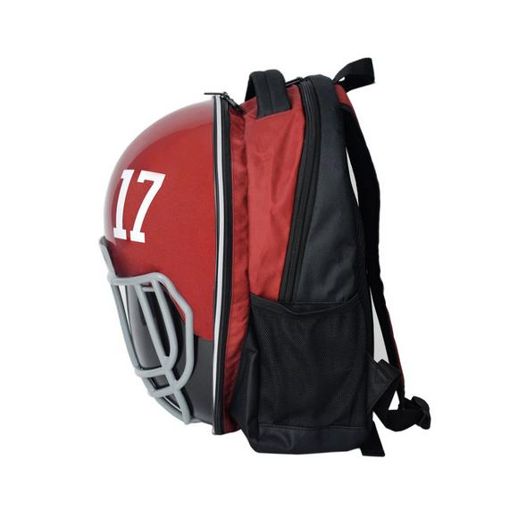 57e659f7db5dba Star Sports Alabama Crimson Tide Helmet Backpack - Main Container Image 2