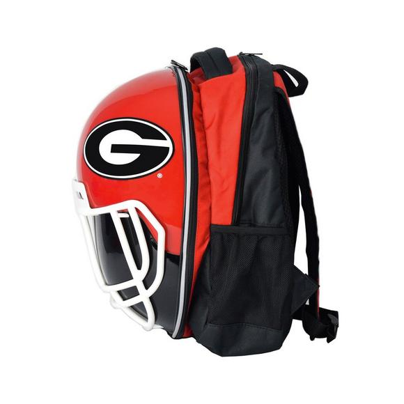 df7ade0a1c030b Star Sports Georgia Bulldogs Helmet Backpack - Main Container Image 2
