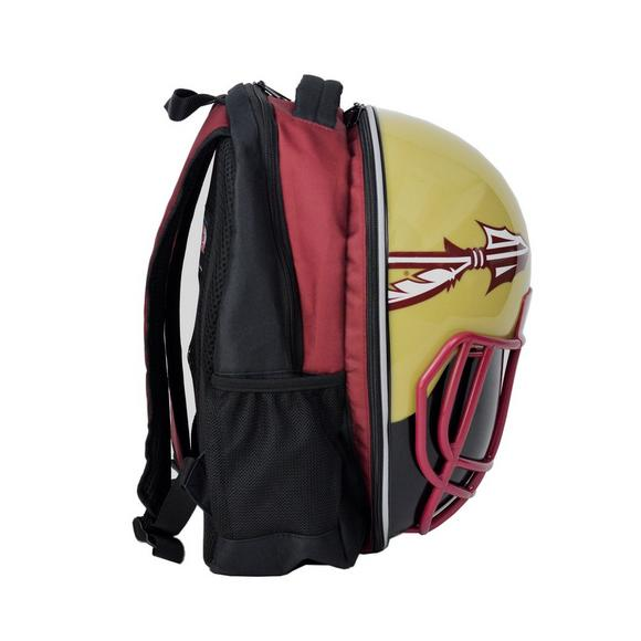 1ae49ff5bef1c9 Star Sports Florida State Seminoles Helmet Backpack - Main Container Image 2