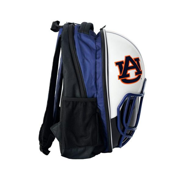 48bd4b3a0ce436 Star Sports Auburn Tigers Helmet Backpack - Main Container Image 2