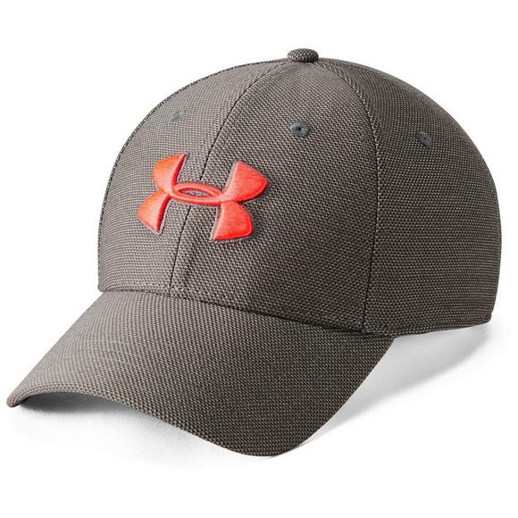 afb3bbd8 Under Armour Men's Heathered Blitzing 3.0 Cap - Main Container Image 1