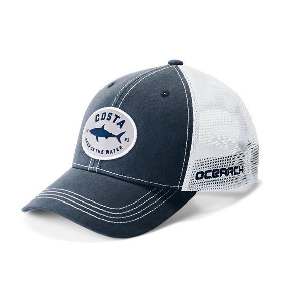 Display product reviews for Costa Del Mar Men s Ocearch Nantrucker Trucker  Hat cdb002802f9