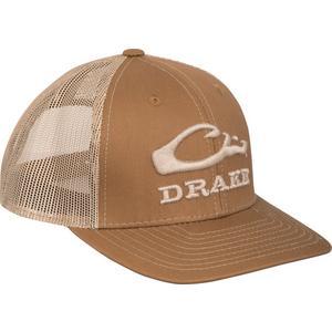 a7ae4c5d7f20c1 Drake Waterfowl Men's Logo Meshback Cap