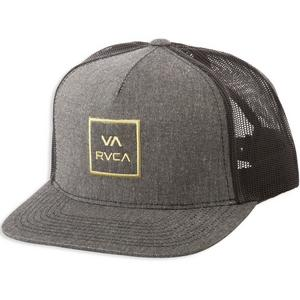 low priced 43f1b 230ef RVCA VA All The Way Men s Trucker Hat III - Grey Gold