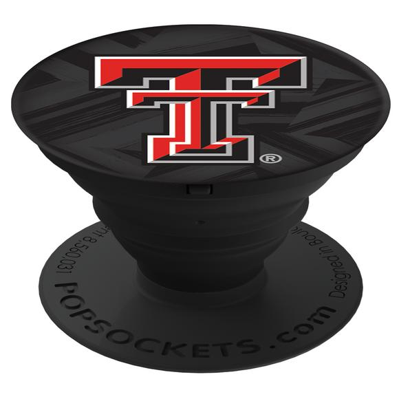 Popsocket Texas Tech Logo Phone Grip Hibbett Us